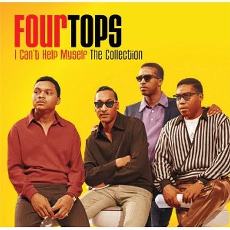 Four Tops - I Can't Help Myself: The Collection - Cd