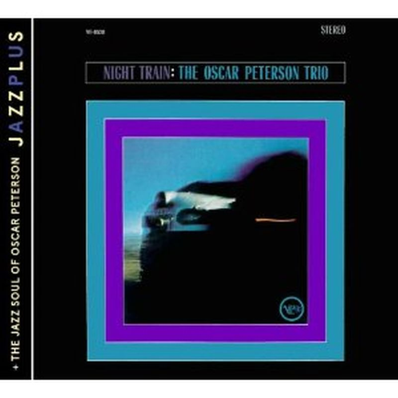 Oscar Peterson - Night Train/jazz Soul (remastered - Cd)