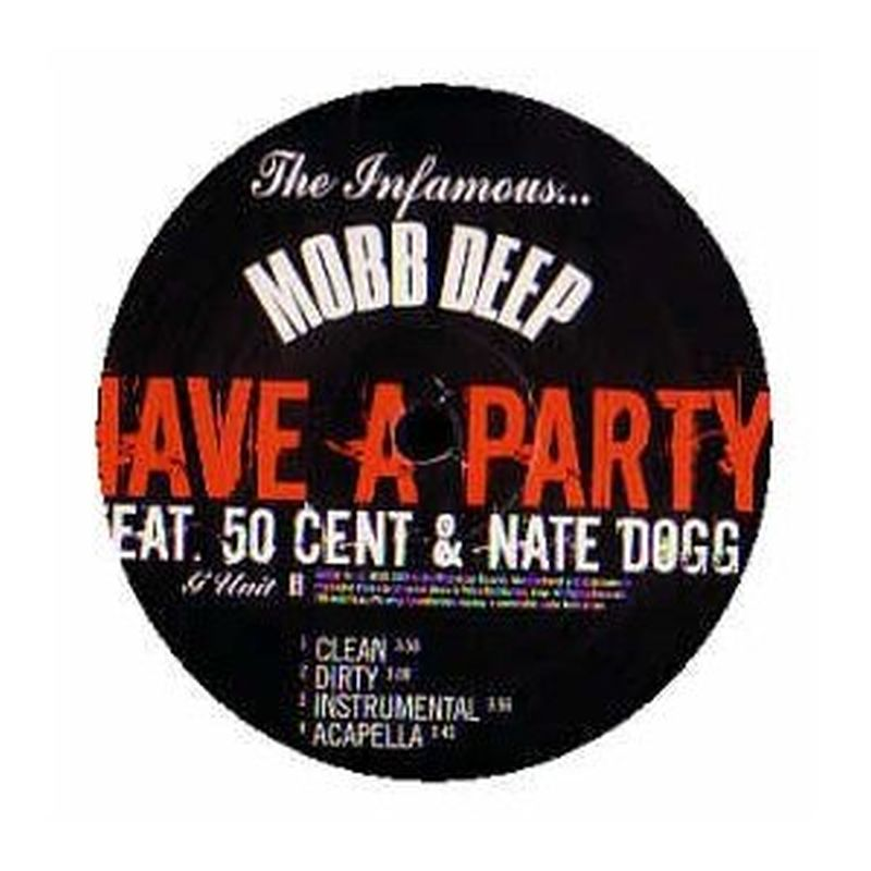 Mobb Deep - Have A Party (advisory/12 Inch Single - Vinyl)
