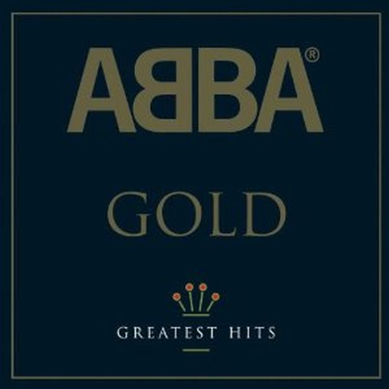 Abba - Gold: Greatest Hits (2012 Re-issue - Cd)