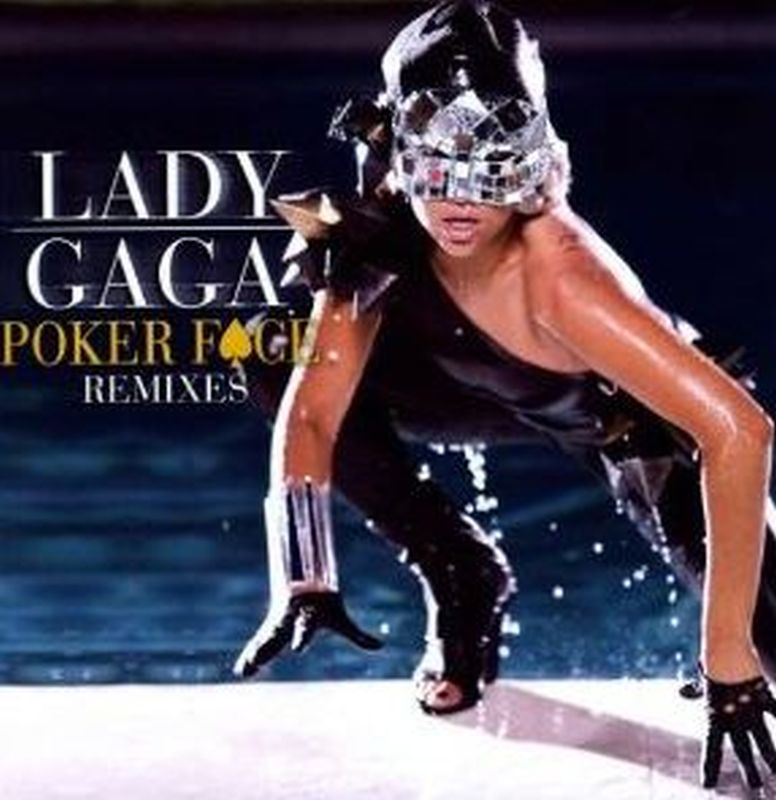 Lady Gaga - Poker Face: Remixes (12 Inch Single - Vinyl)
