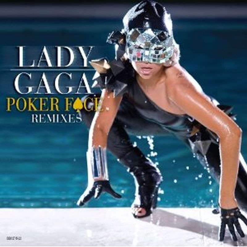 Lady Gaga - Poker Face Remixes (6 Tracks - Cd)