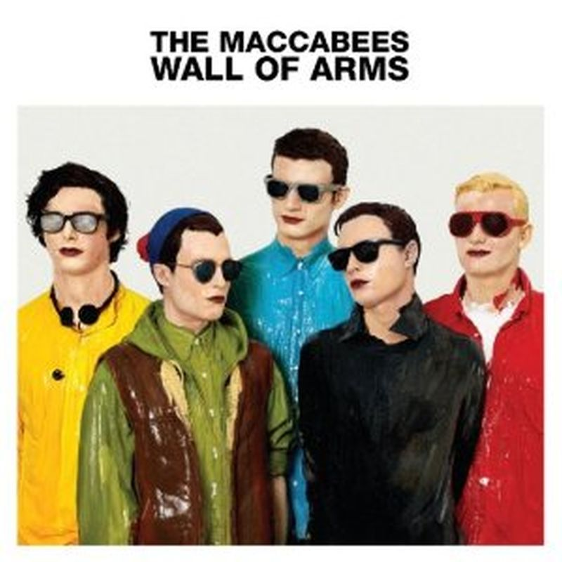 Maccabees - Wall Of Arms - Vinyl