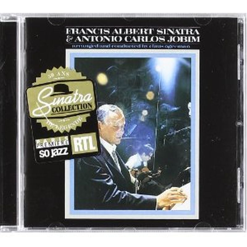 Frank Sinatra/Antonio Jobim - Sinatra And Jobim - Cd
