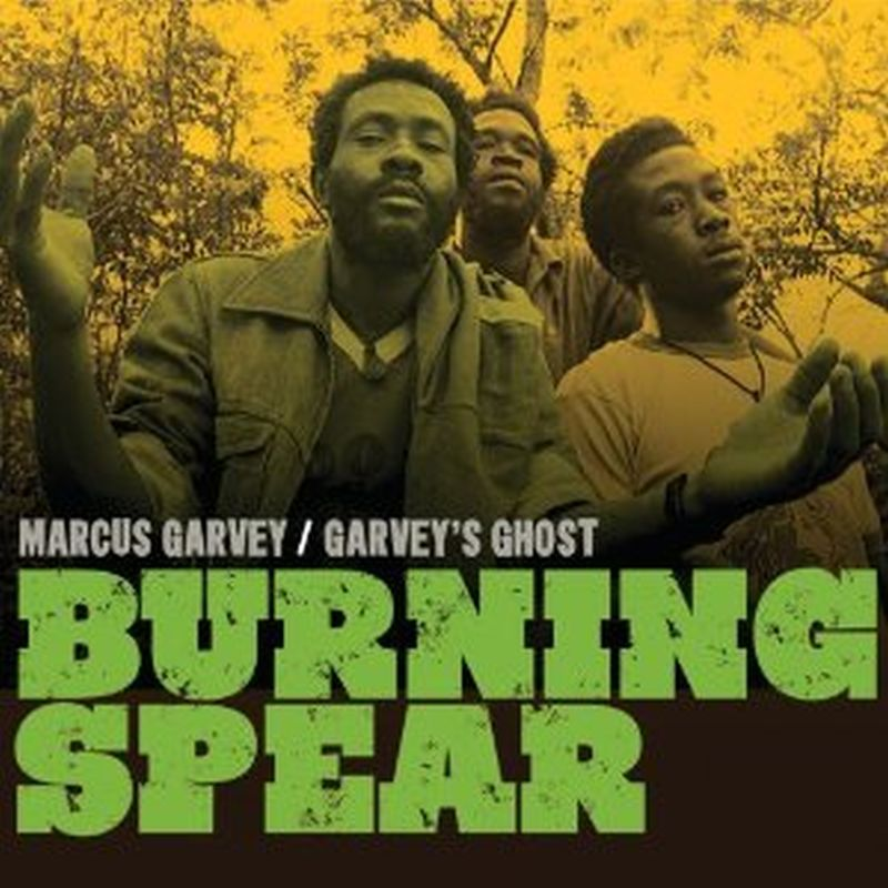 Burning Spear - Marcus Garvey/garvey's Ghost - Cd