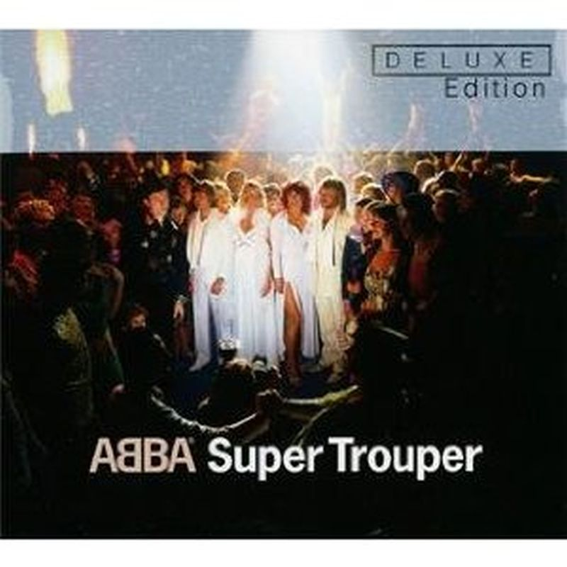 Abba - Super Trouper(dlx Ed/5 Bonus Tracks - Cd+dvd)