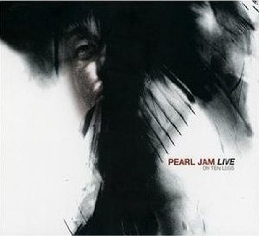 Pearl Jam - Live:on Ten Legs(dlx Box W/posters - Cd+2lp)