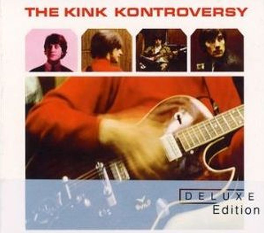 Kinks - The Kink Kontroversy (deluxe Edition - 2 Cd Set)