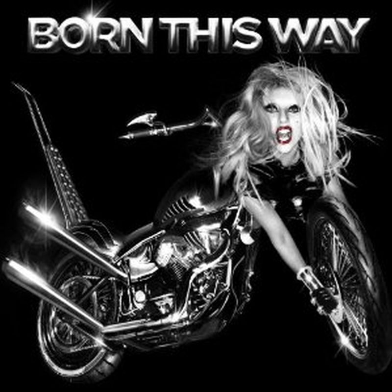 Lady Gaga - Born This Way - Cd