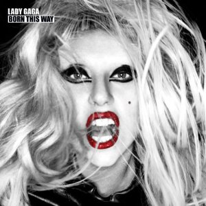 Lady Gaga - Born This Way (180 Gram Vinyl - 2 Lp Set)