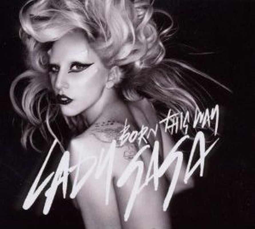 Lady Gaga - Born This Way (ep - Cd)