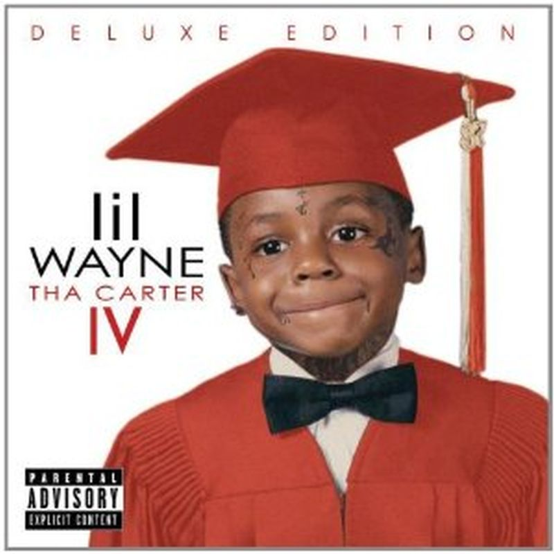 Lil Wayne - Tha Carter Iv (deluxe Edition/advisory - Cd)