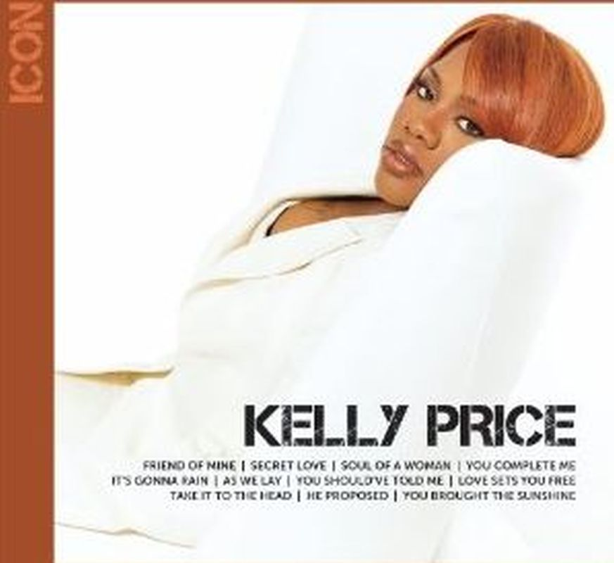 Kelly Price - Icon: Greatest Hits! - Cd