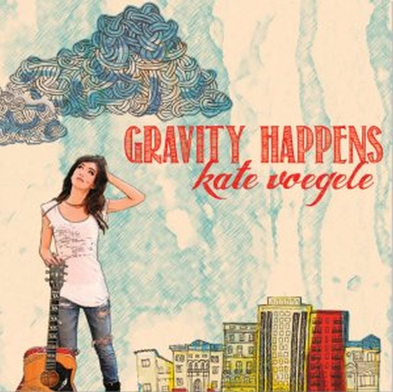Kate Voegele - Gravity Happens (digi - Cd)