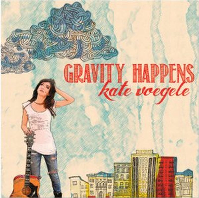 Kate Voegele - Gravity Happens(dlx Ed/5bonus Songs - Cd)