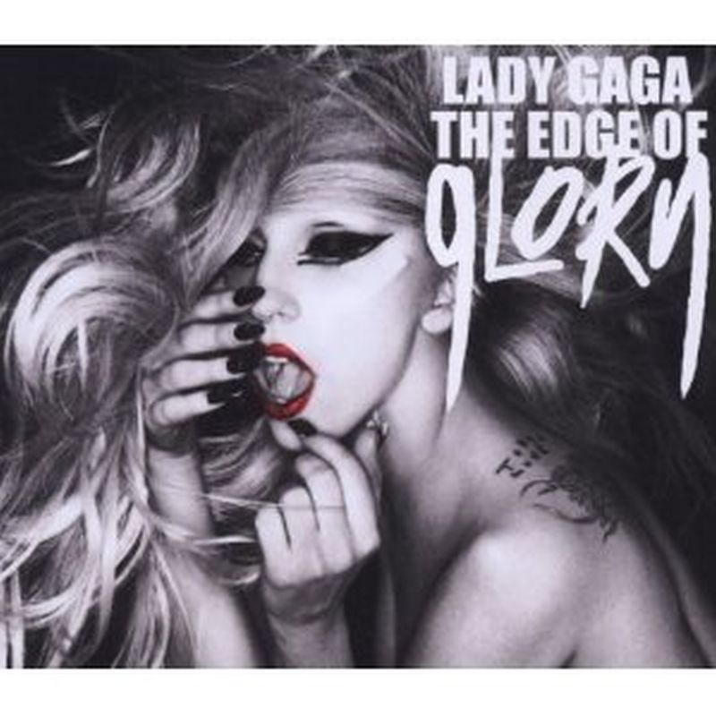 Lady Gaga - Edge Of Glory - Cd