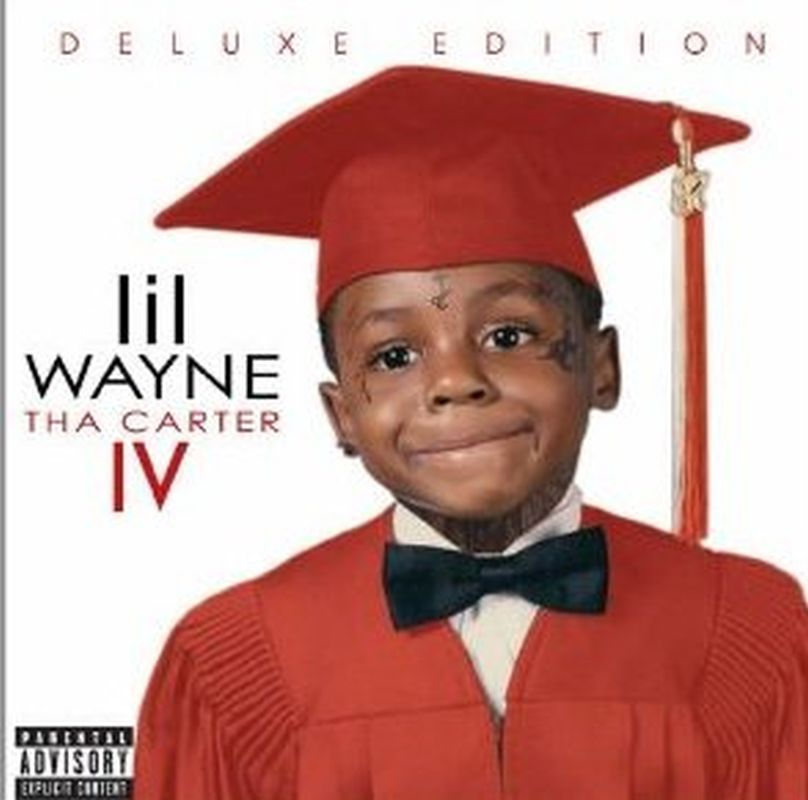 Lil Wayne - Tha Carter Iv (deluxe Edition/limited Red Vinyl/advisory - 2 Lp Set)