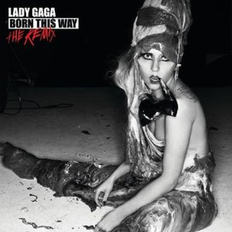 Lady Gaga - Born This Way: The Remix - Cd