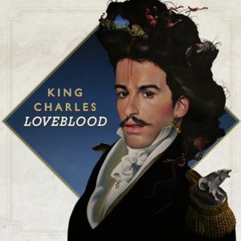 King Charles - Loveblood - Cd