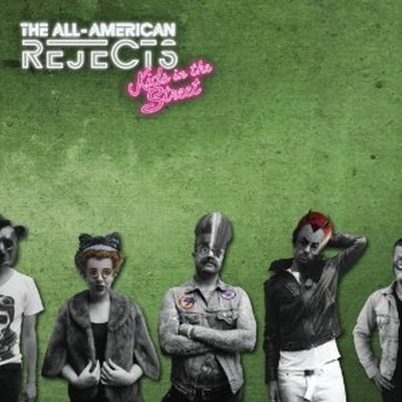 All-American Rejects - Kids In The Street - Vinyl