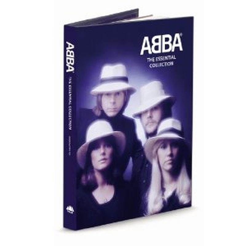 Abba - Essential Collection (limited Edition - 2 Cd+dvd Set)