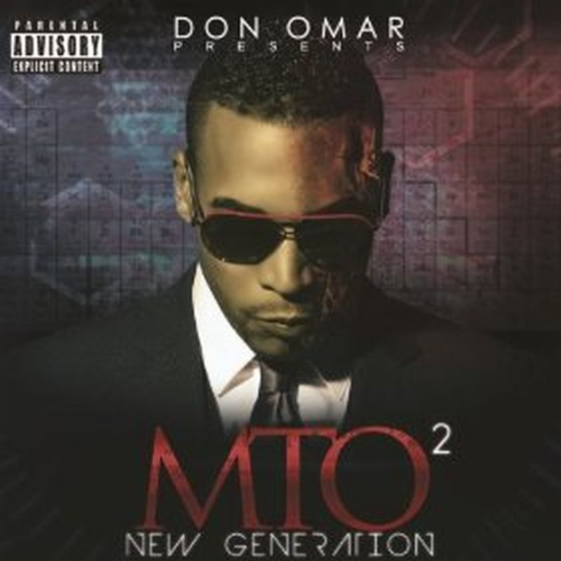 Don Omar - Vol. 2 Mto: New Generation (advisory - Cd)