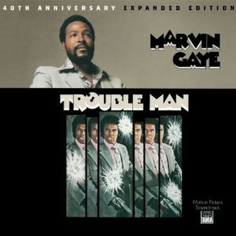 Marvin Gaye - Trouble Man (40th Anniversary Expanded Edition - 2 Cd Set)