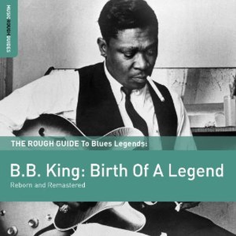 B.B. King - Birth Of A Legend - Cd