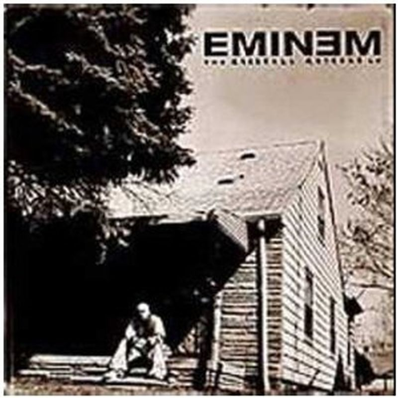 Eminem - Marshall Mathers Lp (180g/advisory - 2 Lp Set)
