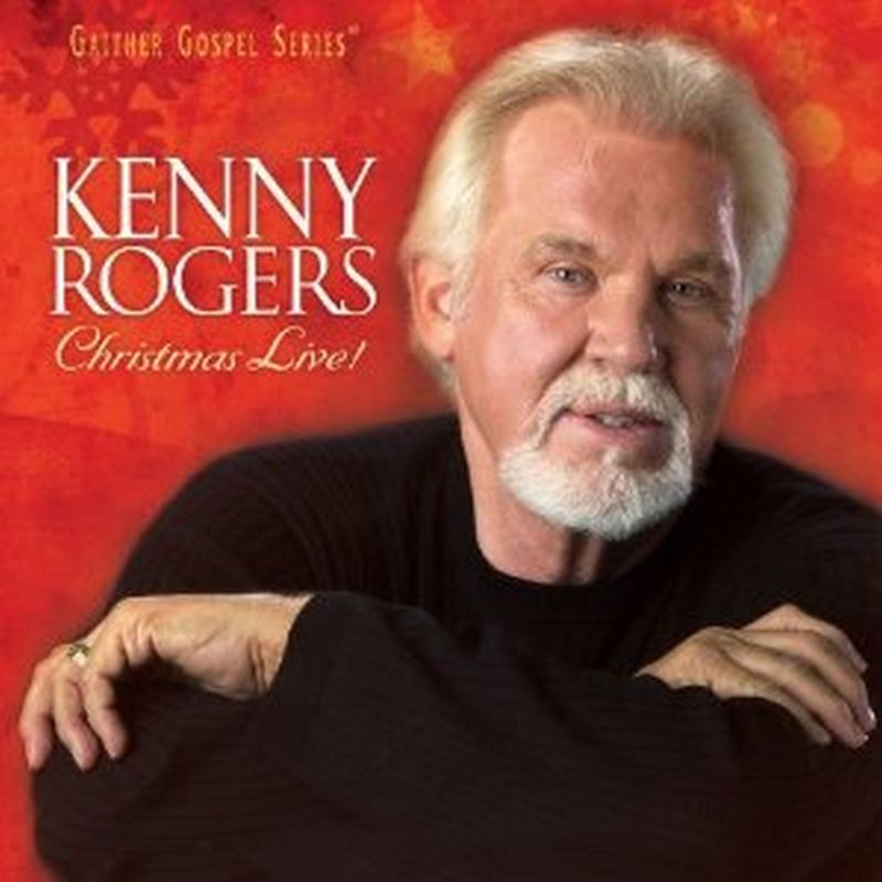 Kenny Rogers - Christmas Live! (gaither Gospel Series - Cd)