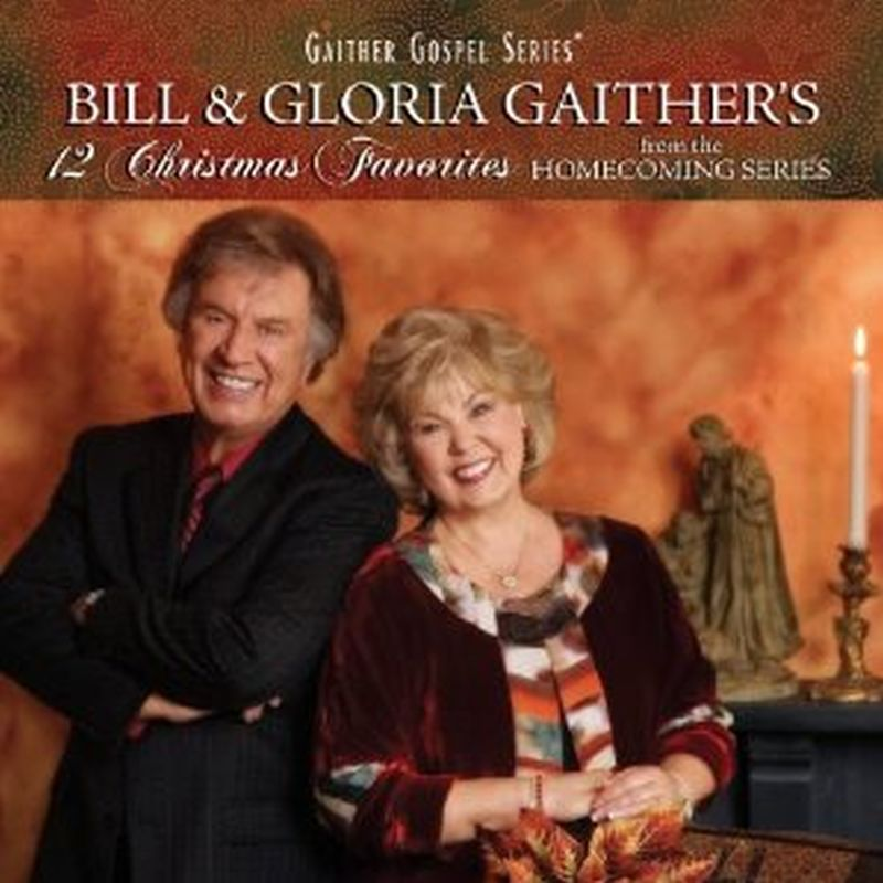 Bill & Gloria Gaither - 12 Christmas Favorites (from The Homecoming Series - Cd)