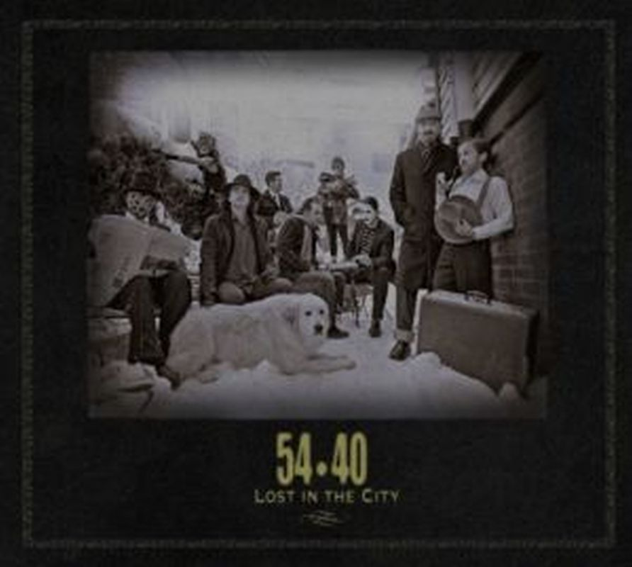 54-40 - Lost In The City - Cd