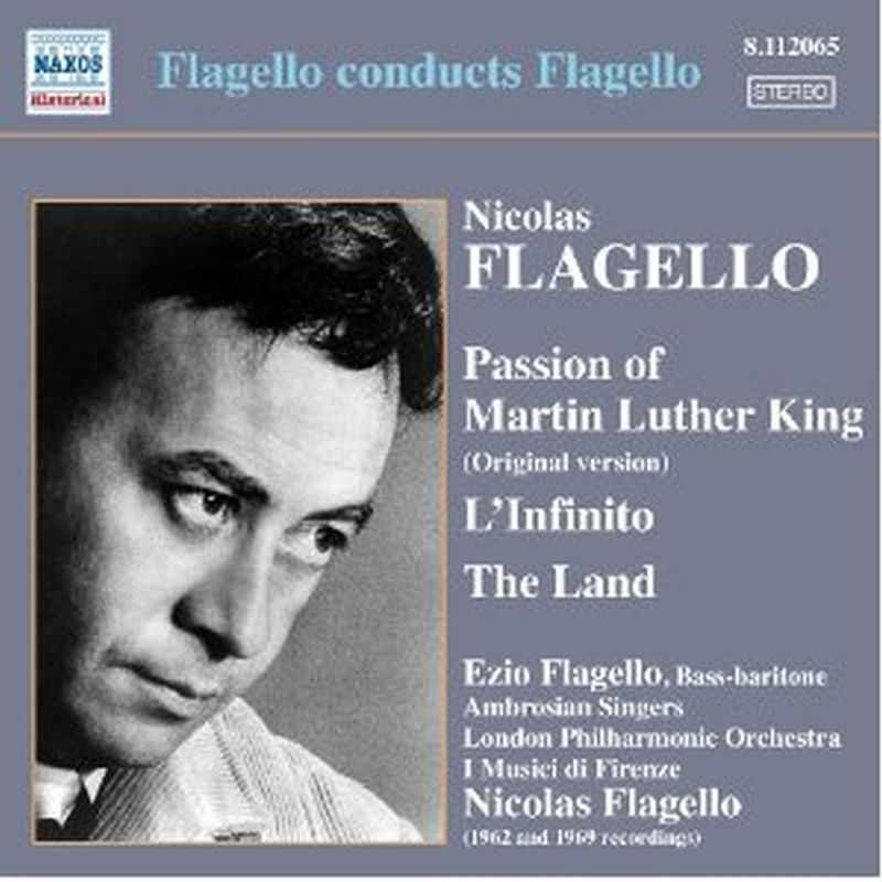 Flagello Conducts Flagello