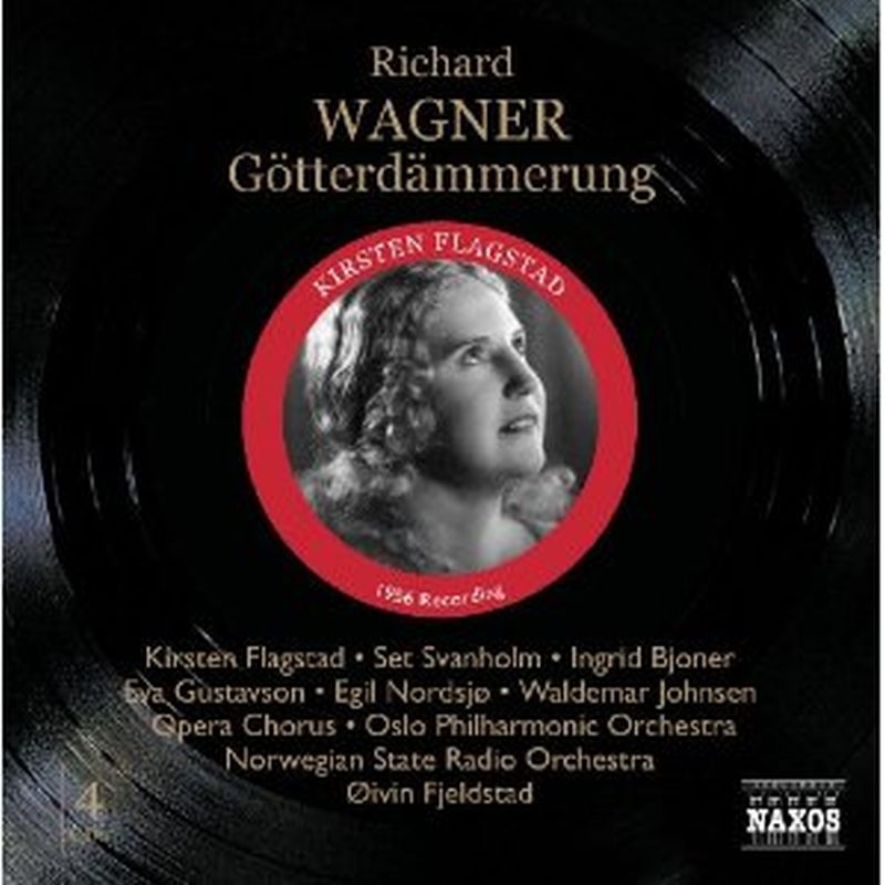 Richard Wagner - Gotterdammerung - 4 Cd Set