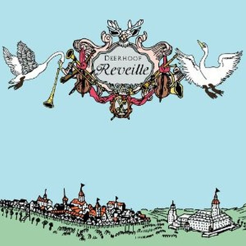 Deerhoof - Reveille (w/download/remastered/180 Gram - Vinyl)