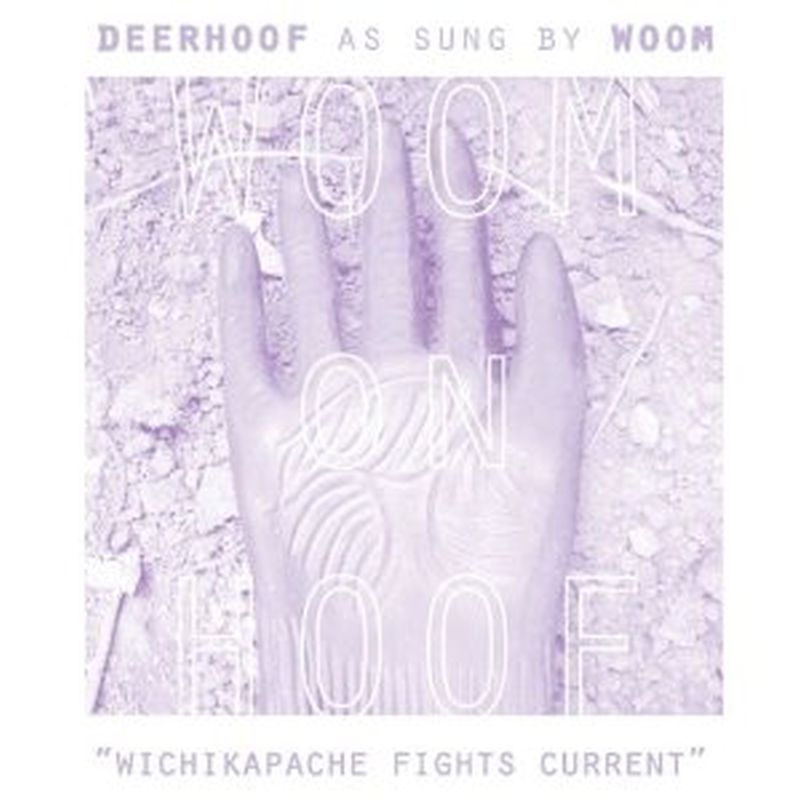 Deerhoof/Woom - Woom On Hoof(ltd Ed/free Mp3 - 7&quot;vinyl)
