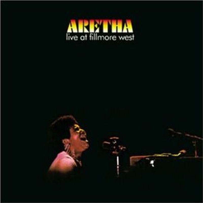 Aretha Franklin - Live At Fillmore West (180 Gram - Vinyl)
