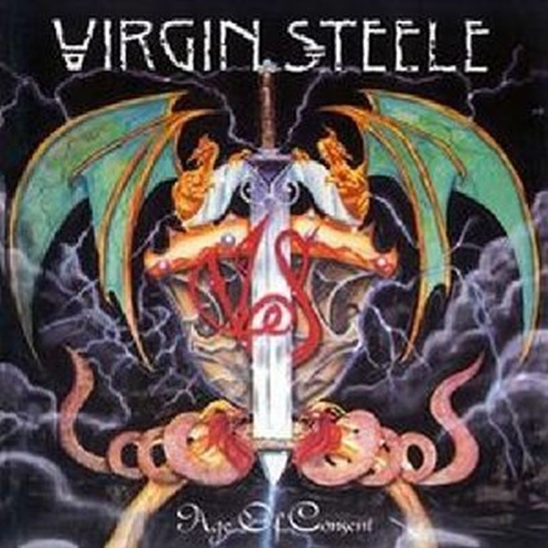 Virgin Steele - Age Of Consent (double Gatefold/bonus Tracks - 2 Vinyl Set)