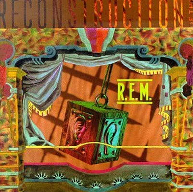 R.E.M. - Fables Of The Reconstruction - Cd