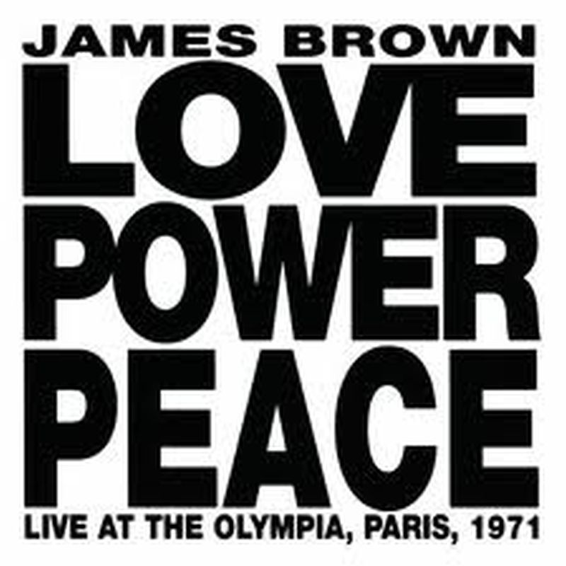 1971: Love Power Peace Live Paris