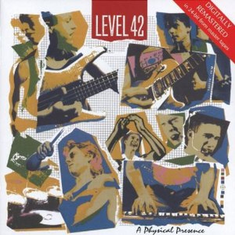Level 42 - Physical Presence - 2 Cd Set