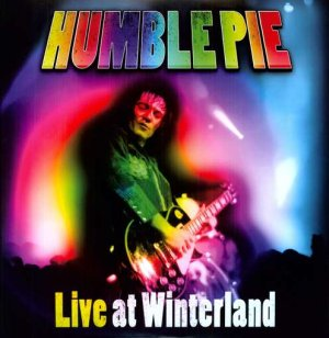 Humble Pie - Live At Winterland,san Francisco 1973 - 2lp
