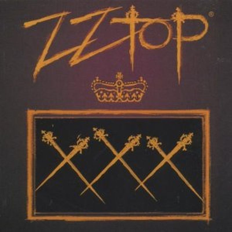 Zz Top - Xxx - Cd