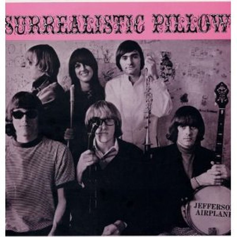 Jefferson Airplane - Surrealistic Pillow (180 Gram - Lp)