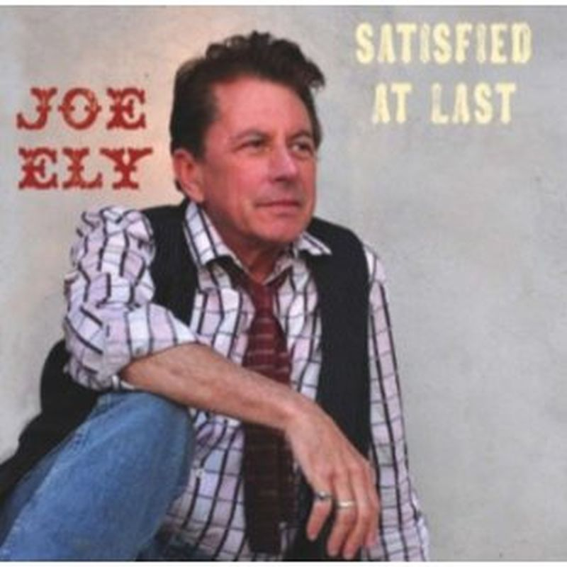 Joe Ely - Satisfied At Last - Cd