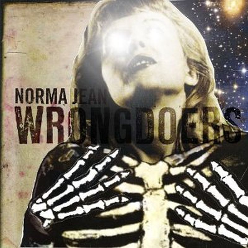Norma Jean - Wrongdoers (digi - Cd)