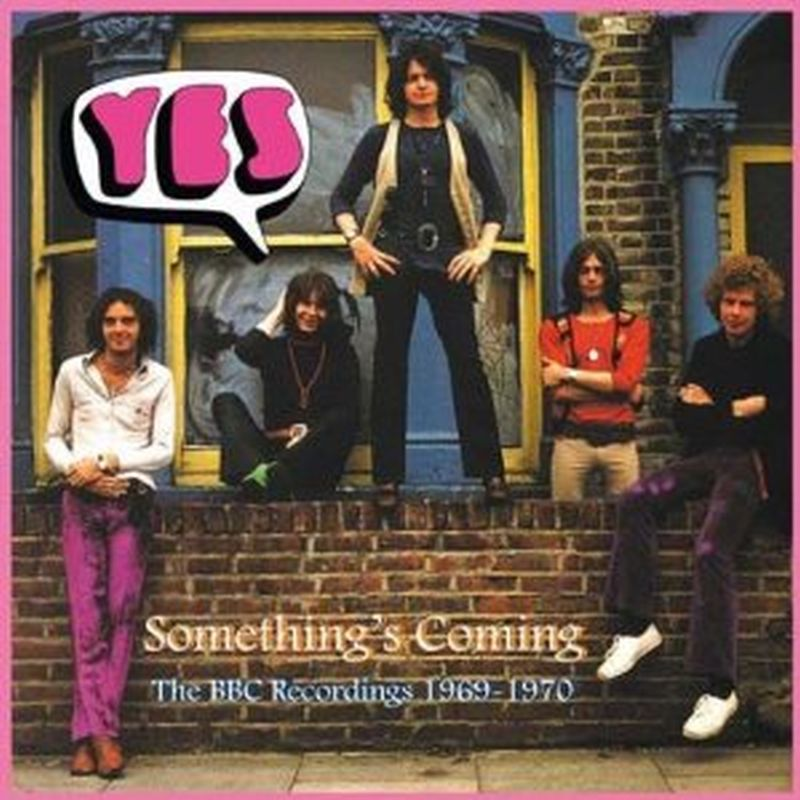 Yes - Something's Coming: Bbc Recordings 1969-1970 (180g Virgin Vinyl - 2 Lp Set)