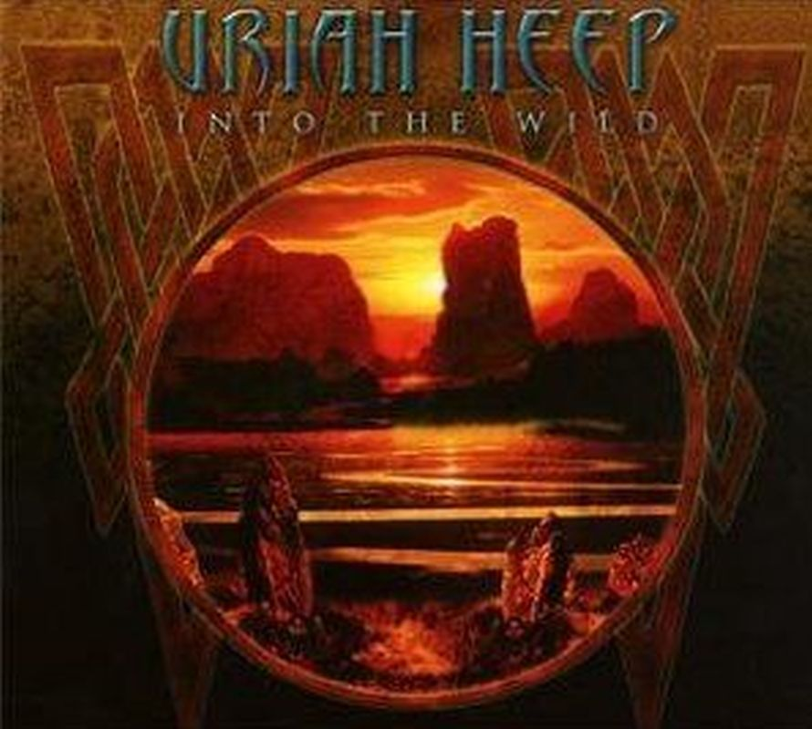 Uriah Heep - Into The Wild (enhanced - Cd)
