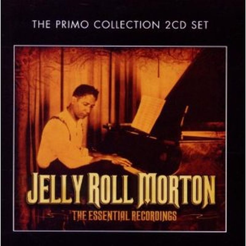 Jelly Roll Morton - The Essential Recordings - 2-cd Set