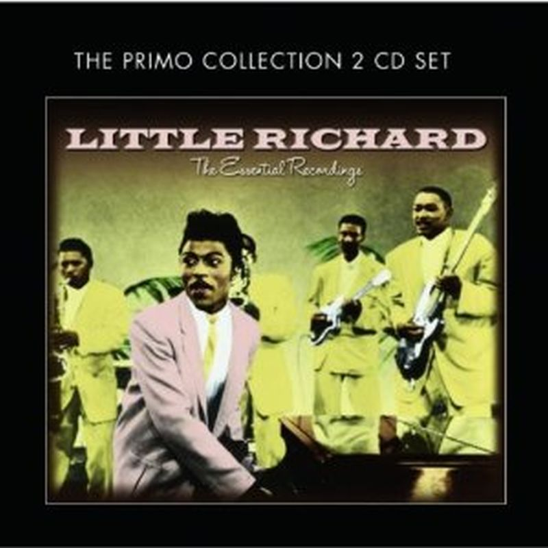Little Richard - Essential Recordings (remastered - 2 Cd Set)